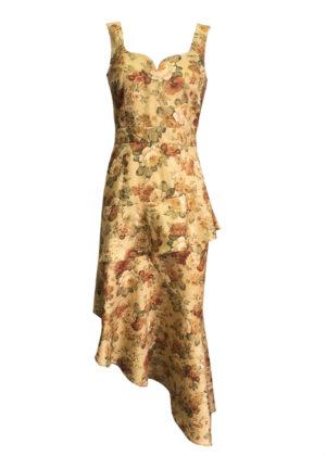 Лукс дамска рокля